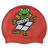 Arena Multi Junior Cap 5 Arena World, Red/Frog, One Size, One Size/Red/Frog