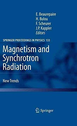 magnetism-and-synchrotron-radiation-new-trends-edited-by-eric-beaurepaire-published-on-june-2011