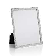 "Metal Rope Photo Frame 20 x 25cm (8 x 10"")"