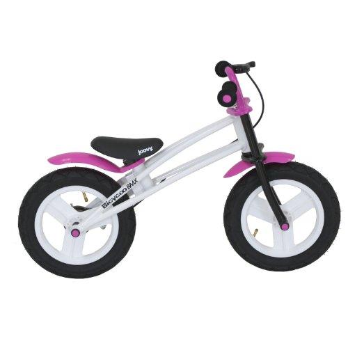 Joovy BicycooBMX Balance Bike - Pink