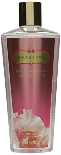 Victoria's Secret VS Fantasies Sheer Love Lozione Corpo, Donna, 250 ml