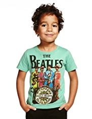 Pure Cotton The Beatles T-Shirt
