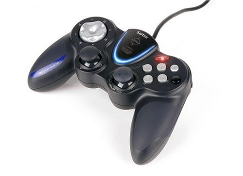 Saitek P990 Dual Analog Game Pad