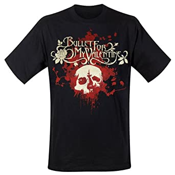 Bullet for my Valentine - T-Shirt WORDS OF SORROW T-SHIRT (in L)