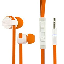 Yison CX390O In Ear Headphones With Mic (Orange)