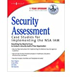 img - for [(Security Assessment: Case Studies for Implementing the NSA IAM )] [Author: Ted Dykstra] [Feb-2004] book / textbook / text book