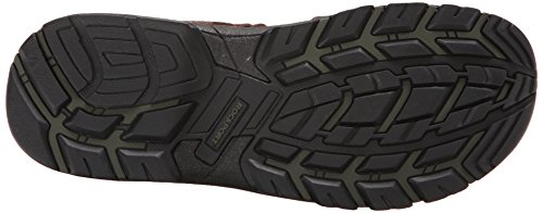 Rockport Men's Rocklake Backstrap Sandal,Brown/Brown,13 M US - 1