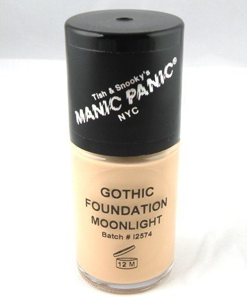 Great Group Halloween Costumes: The Addams Family - Manic Panic Moonlight Dreamtone Gothic Foundation