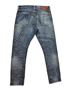 0989912101267e Polo Ralph Lauren Slim Fit Varick 625 Jeans (34X30 Stratford) at Amazon  Men's Clothing