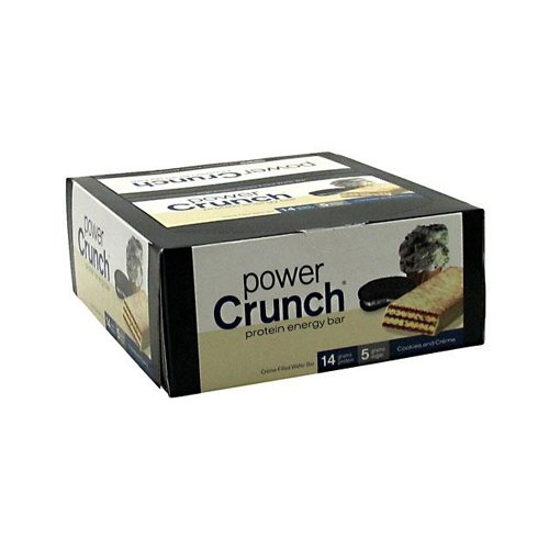 Power Crunch Bar Cookies And Cream