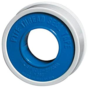 """PTFE Pipe Thread Tapes - 1""""x520"""" PTFE pipe thread tape [Set of 10]"""