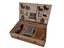 Dear Barber Beard Grooming Mens Gift Set Collection