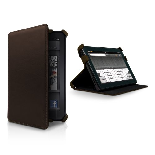Kindle Fire Genuine Leather Cover by Marware,