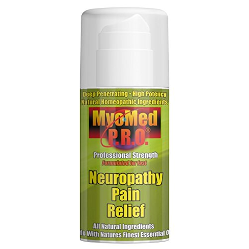 Best Neuropathy Pain Relief Cream. Clinically Proven Essential Oil Formula Gives You Fast Treatment For Neuropathy Pain & All Types Of Pain. Money Back Guarantee. Made In USA. By Myomed P.R.O.® 3.5 oz