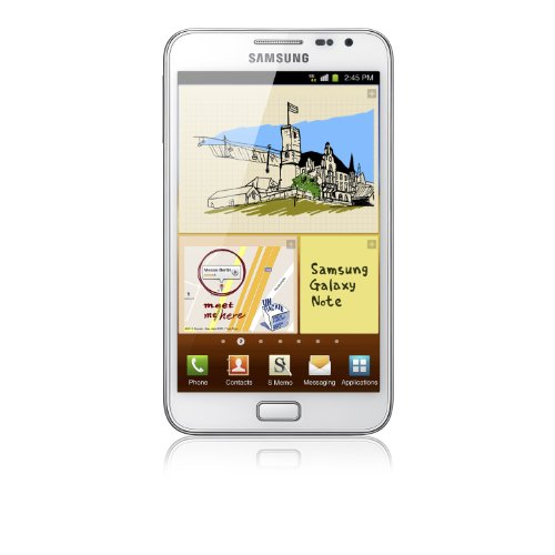 Samsung Galaxy Note 16GB Sim Free Smartphone - White