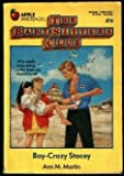 Boy-Crazy Stacey (Baby-Sitters Club) (0590410407) by Martin, Ann M.