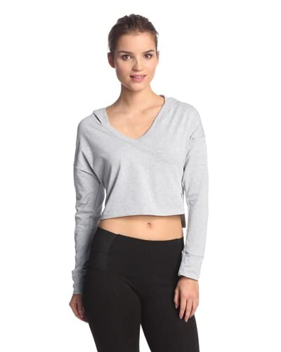 Reebok Women's Yoga French Terry Hoodie