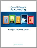 Financial & Managerial Accounting, 3rd Edition Front Cover