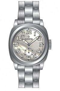 Invicta Women's 14964 Vintage Quartz 3 Hand White Dial Watch