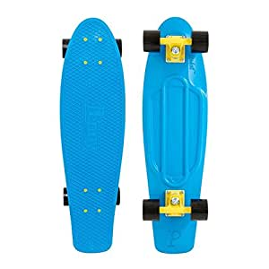 PENNY Limited Edition Skateboard 27in NICKEL BLUE/YELLOW/BLACK