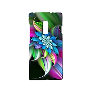 ROCKY Designer Printed Back Case / Back Cover for Oneplus 2 / Oneplus Two (Multicolour)