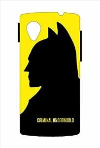 Inkspired Batman Cover for Nexus 5