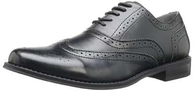 Madden Men's M-Franky Oxford, Black ,7.5 M US