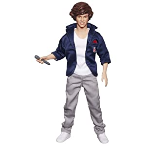 Amazon.com: One Direction Singing Dolls Collection, Harry