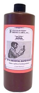 Photographers' Formulary 03-0200 TF-5 Archival Rapid Fixer for Darkroom