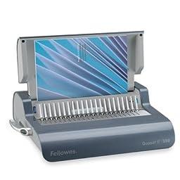 Fellowes, Binding Machine Comb Quasar E (Catalog Category: Shredders/Laminators / Accessories)