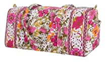 Big Sale Vera Bradley Small Duffel in Tea Garden
