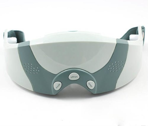 GLISNIAN Electric Magnetic Eye Massager - Eyes & Forehead
