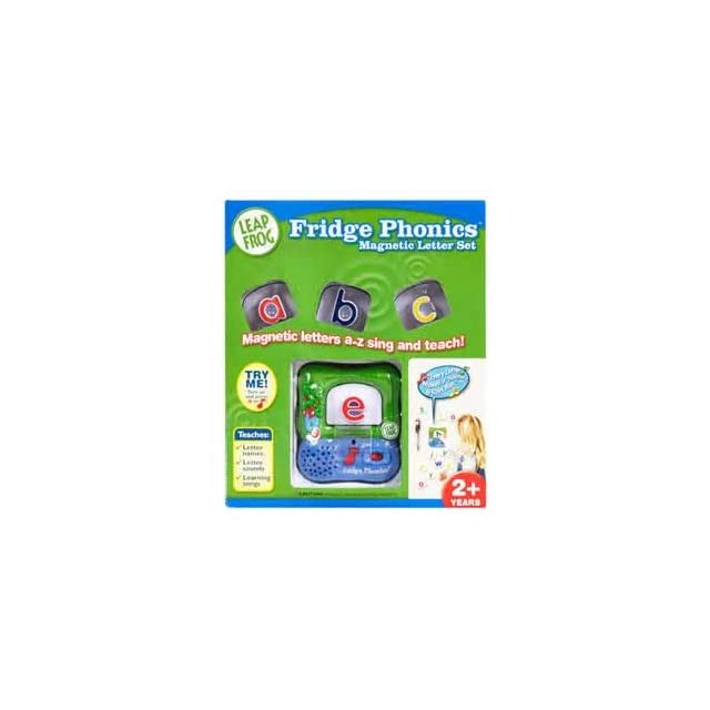 LeapFrog Fridge Phonics ~ Magnetic Alphabet Letters & Music ~