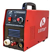Lotos 50A Air Inverter Dual Voltage 110V/220V Plasma Cutter