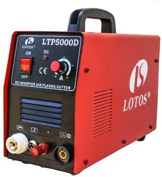 Lotos Pilot Arc 50Amps Plasma Cutter