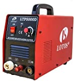 Lotos LTP5000D Pilot Arc Plasma Cutter, 110V/220V