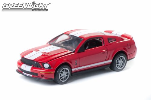 2006 FORD SHELBY GT500 CONCEPT * ZINE MACHINES SERIES ONE * 1:64 Scale 2011 Limited Edition Greenlight Collectibles Die-Cast Vehicle - 1