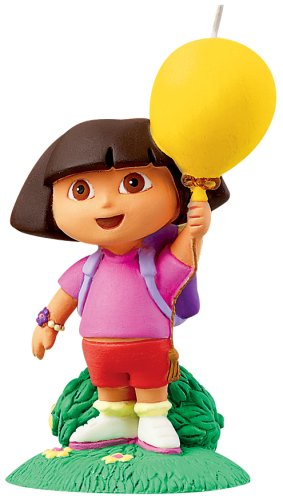 Wilton Dora the Explorer Candle - Buy Wilton Dora the Explorer Candle - Purchase Wilton Dora the Explorer Candle (Wilton, Home & Garden, Categories, Kitchen & Dining, Cookware & Baking, Baking, Cake Pans, Seasonal & Novelty Cake Pans)