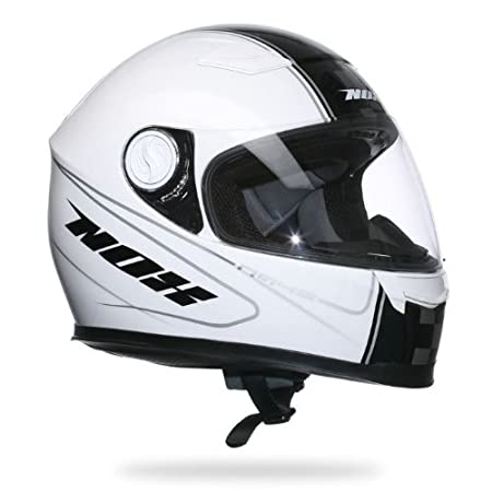 NOX Casque Intégral N924 Blanc