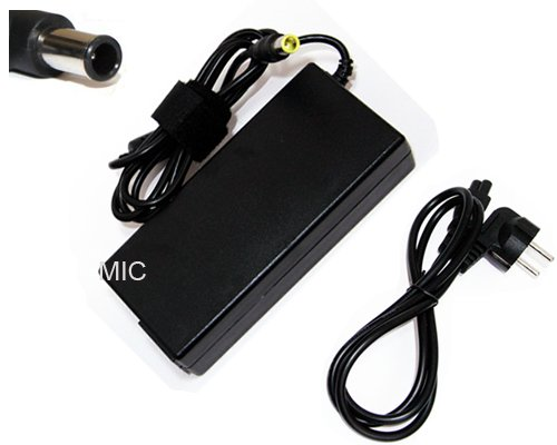 Adaptateur secteur portable - Alimentation - Chargeur pour pc portable SAMSUNG 90W R730 Red Gloss...