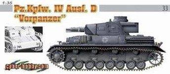 Panzer IV Ausf D Vorpanzer - 1