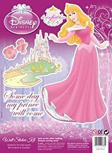 Disney Princess: Wall Stckers - Sleeping Beauty