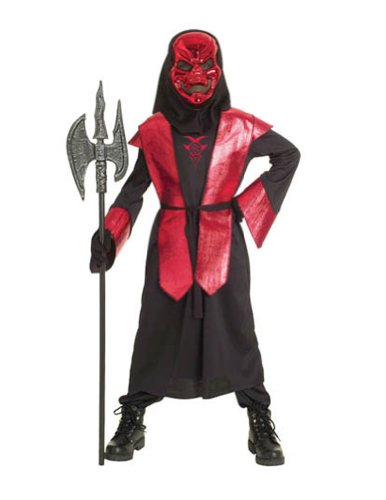 boys - Dom Warlord Boys Md Halloween Costume - Child Medium