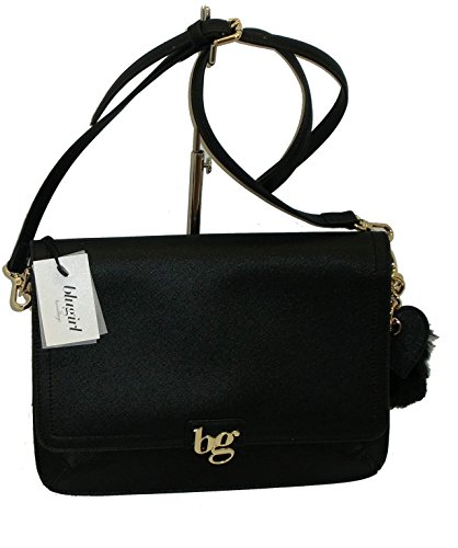 Borsa SHOULDER BAG con tracolla BLUGIRL BG 813003 women bag NERO