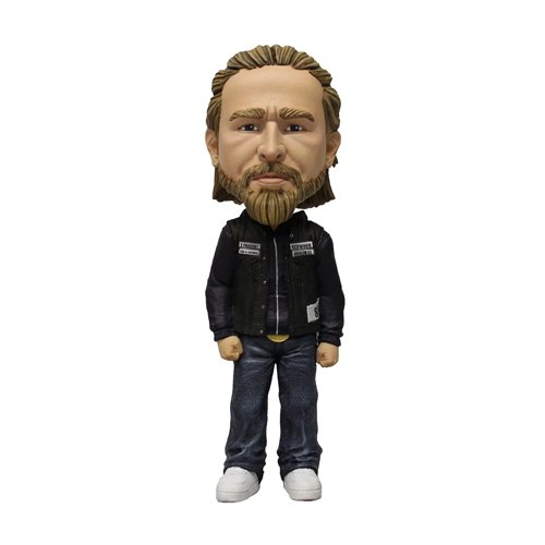 "Mezco Toyz Sons of Anarchy 6"" Jax Bobblehead"