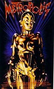 Metropolis (Moroder version) [VHS]