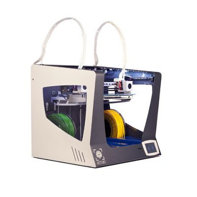 BCN3D Sigma Technologies Sigma Independent IDEX Dual Extruder Professional Grade Desktop 3D Printer Fully Metal Frame ABS, PLA, Wood, Flexible