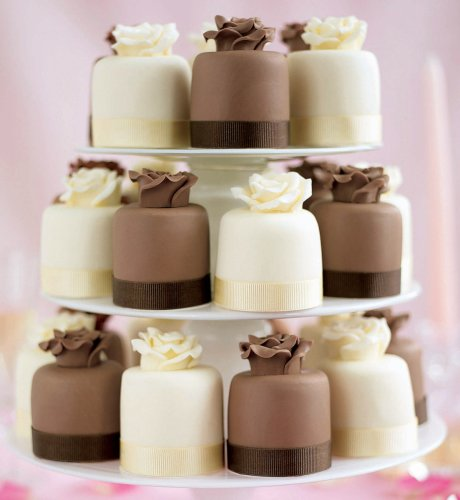 Cupcake Wedding Cakes. chocolate cupcake wedding