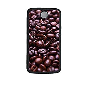 Vibhar printed case back cover for YU Yuphoria CoffeeBeans