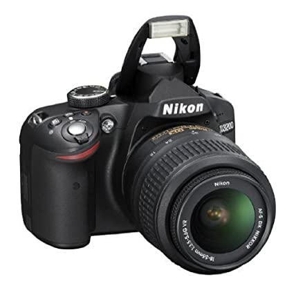 Nikon D3200 (with AF-S 18-55 mm VR Kit + AF-S NIKKOR 50 mm DSLR)
